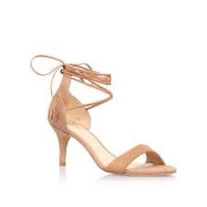 [VINCE CAMUTO] NWT Nude Wrap Heel (Size 6.5)